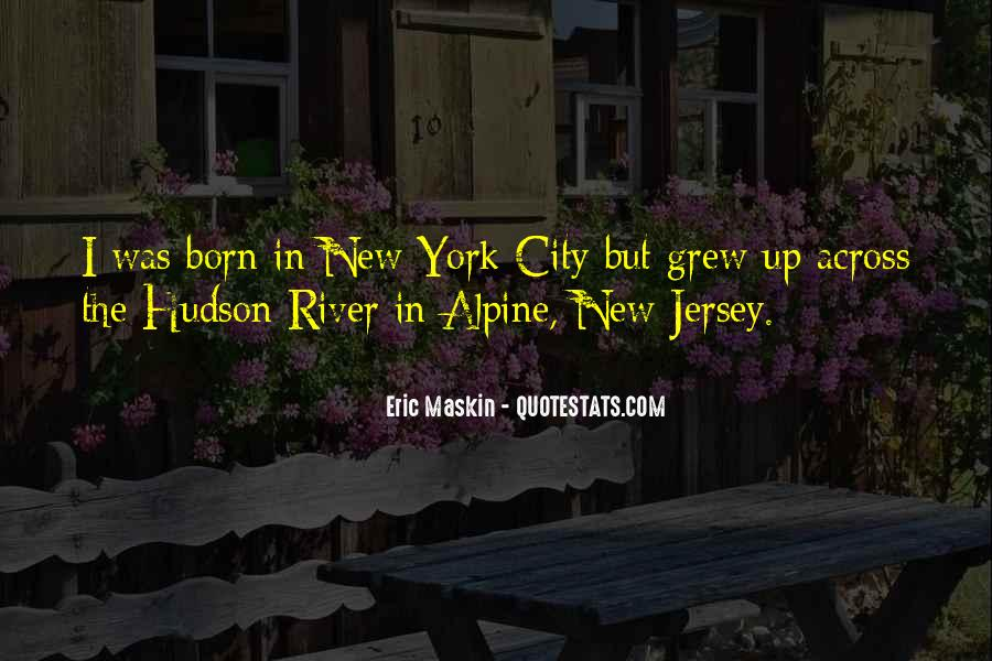 Quotes About The Hudson River #1649367