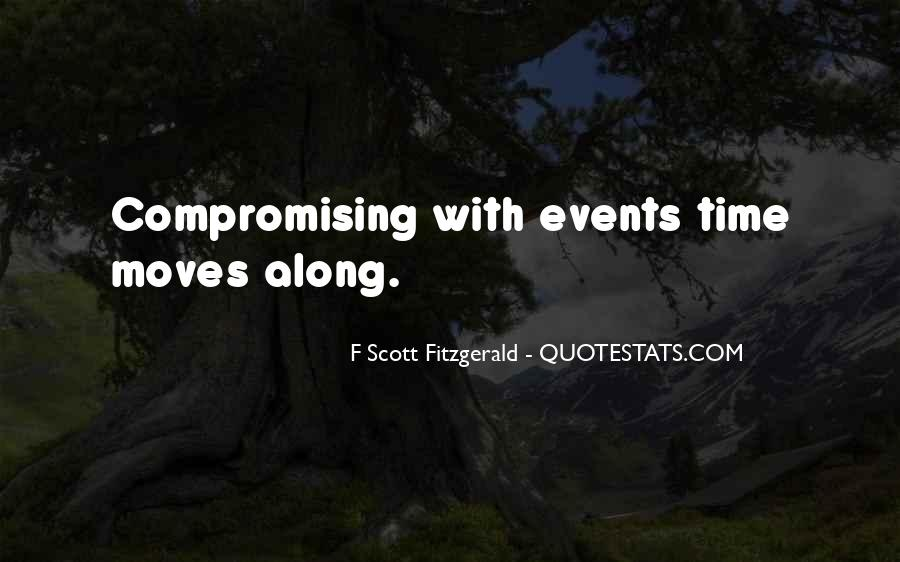 Quotes About Compromising Yourself #122171