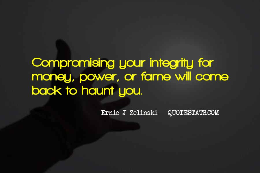 Quotes About Compromising Yourself #297764