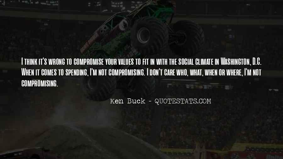 Quotes About Compromising Yourself #348989