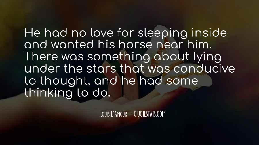 Quotes About Lying Under The Stars #102650