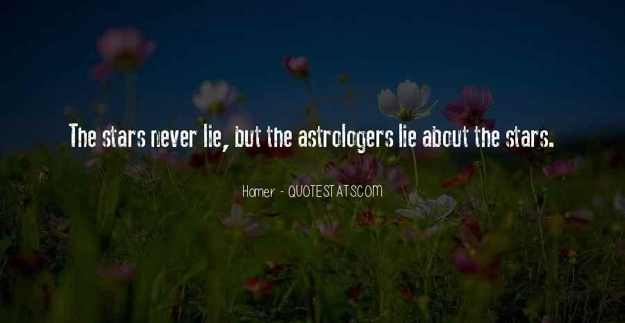Quotes About Lying Under The Stars #1738366
