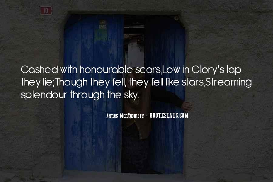 Quotes About Lying Under The Stars #331732
