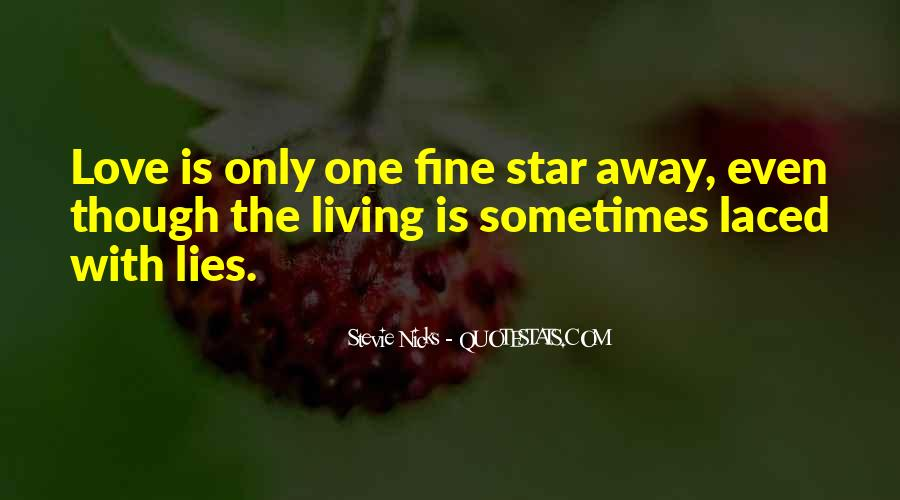 Quotes About Lying Under The Stars #660313
