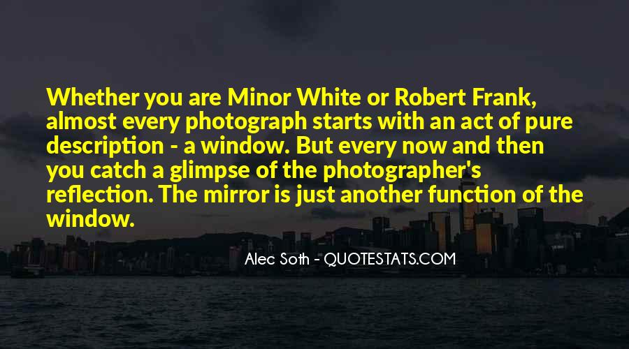 Quotes About Window Reflection #1221274