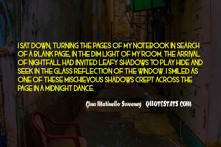Quotes About Window Reflection #998392