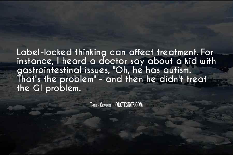 Quotes About Autism Diagnosis #1558774