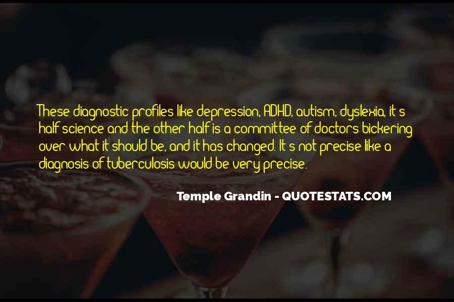 Quotes About Autism Diagnosis #199853