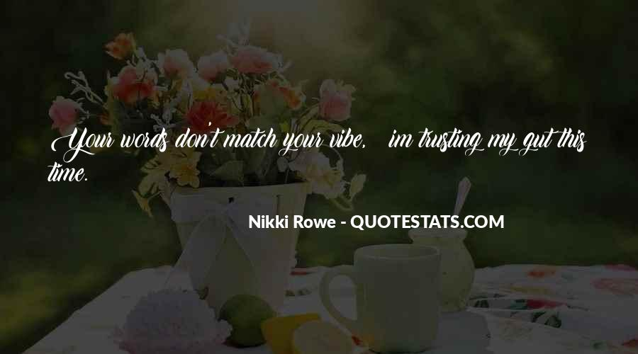 Quotes About Not Trusting Your Love #102754