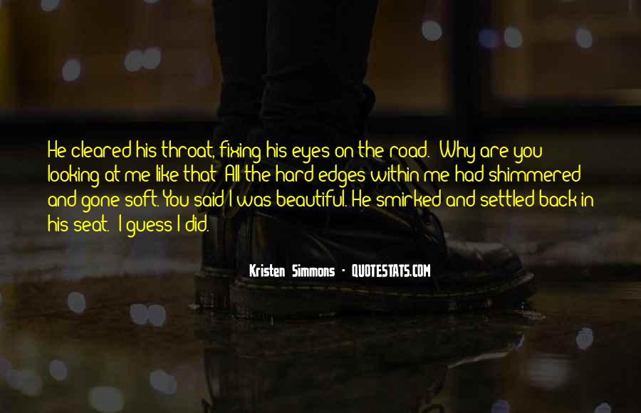 Quotes About You Are Looking Beautiful #202558