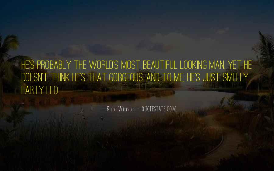 Quotes About You Are Looking Beautiful #470598