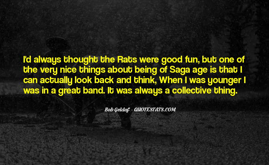 Quotes About Always Being Good #193490