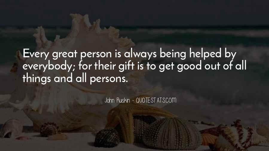 Quotes About Always Being Good #231465