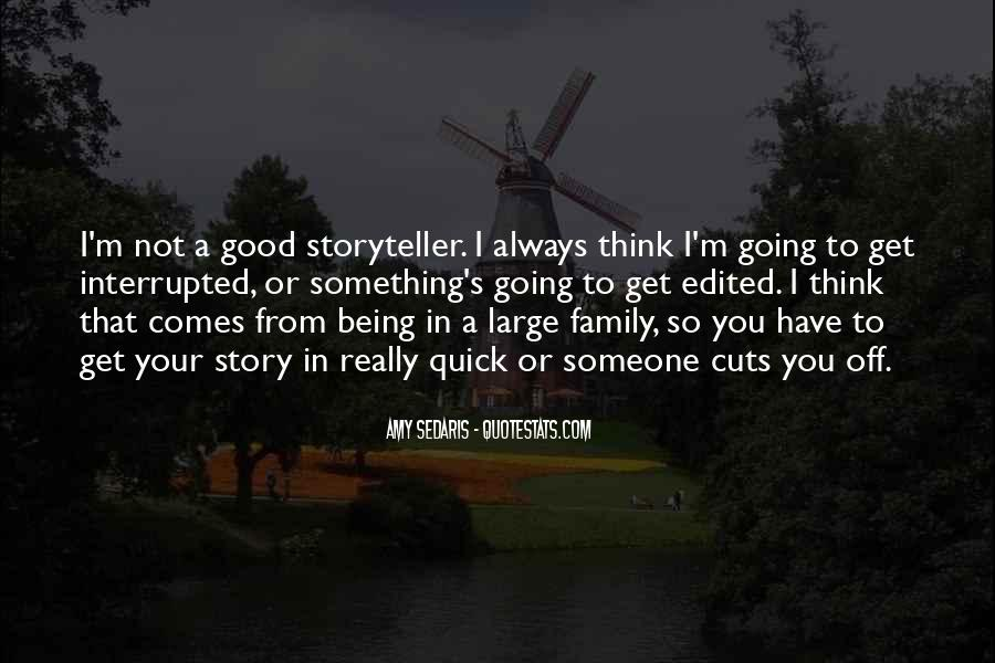 Quotes About Always Being Good #265897