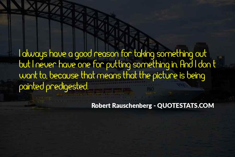 Quotes About Always Being Good #538020