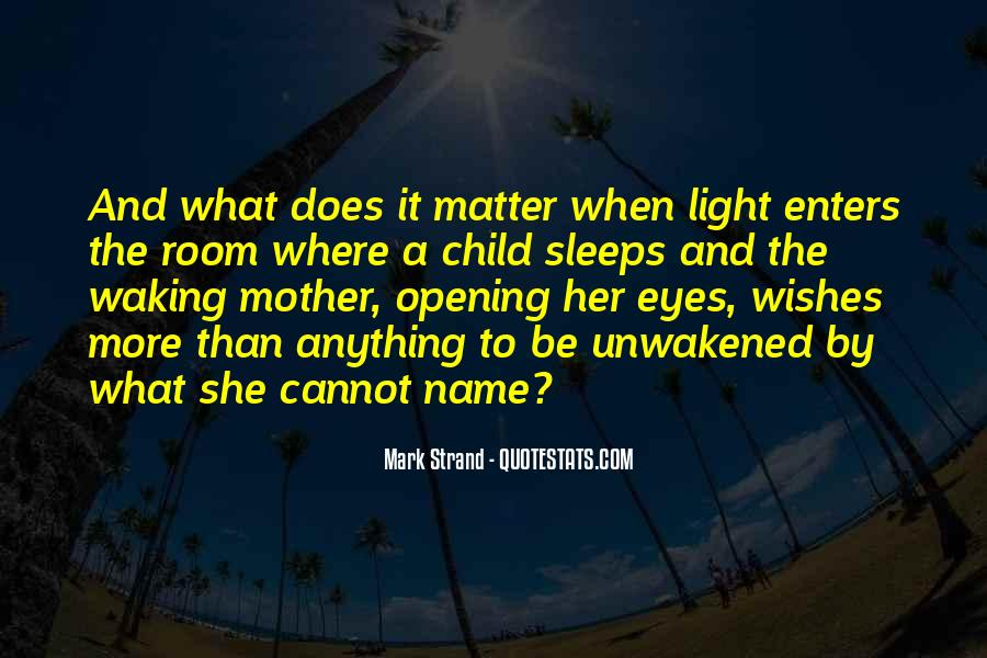 Quotes About Mother And Child #117317