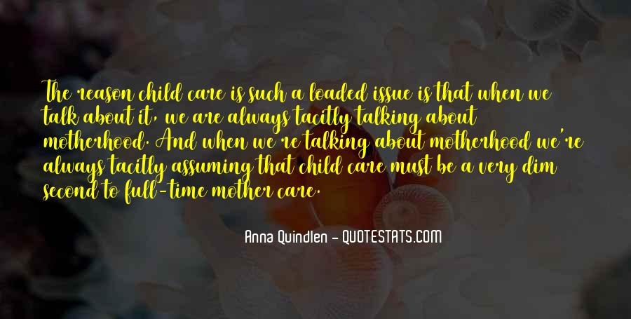 Quotes About Mother And Child #174873