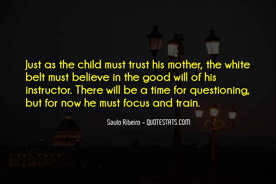 Quotes About Mother And Child #193973