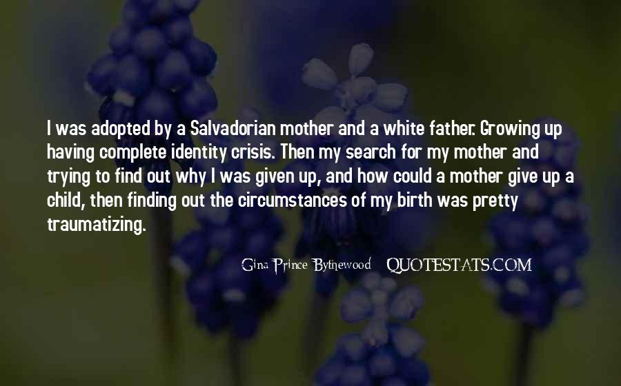 Quotes About Mother And Child #221712