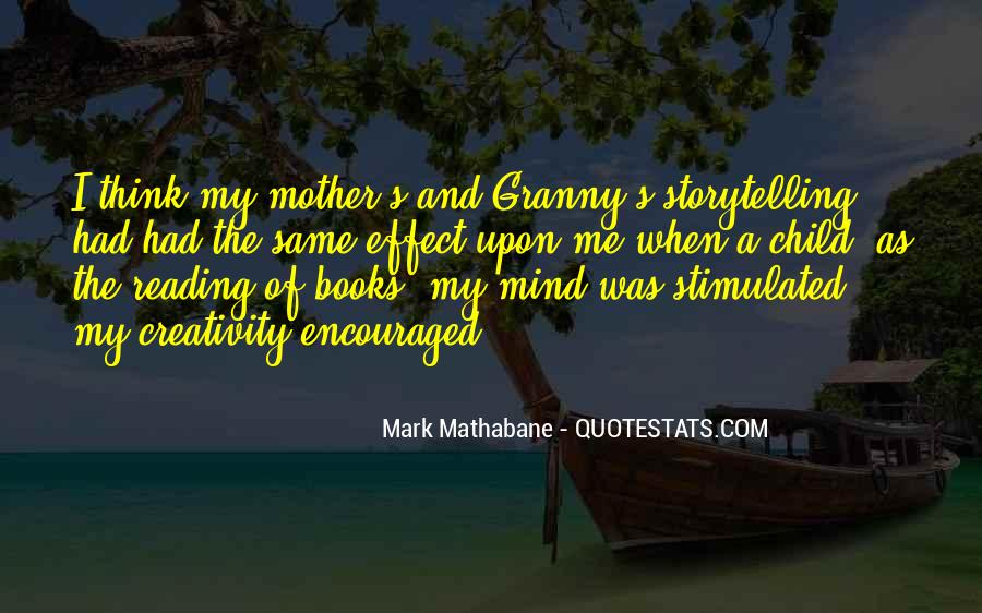 Quotes About Mother And Child #233837