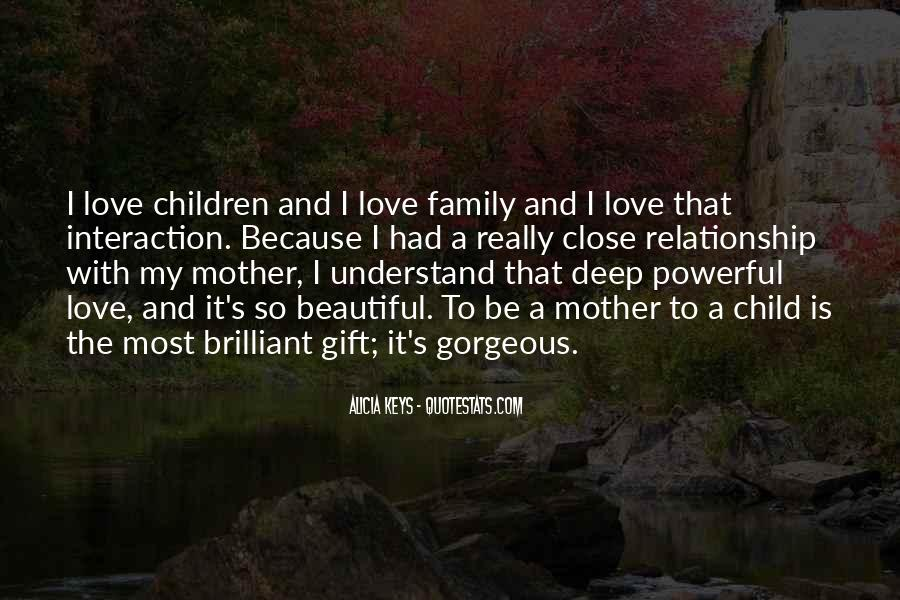 Quotes About Mother And Child #290758