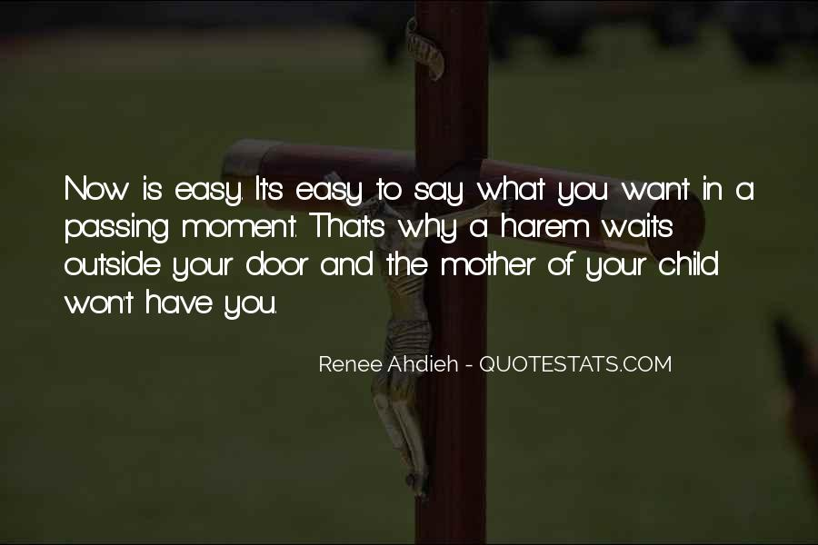 Quotes About Mother And Child #295180