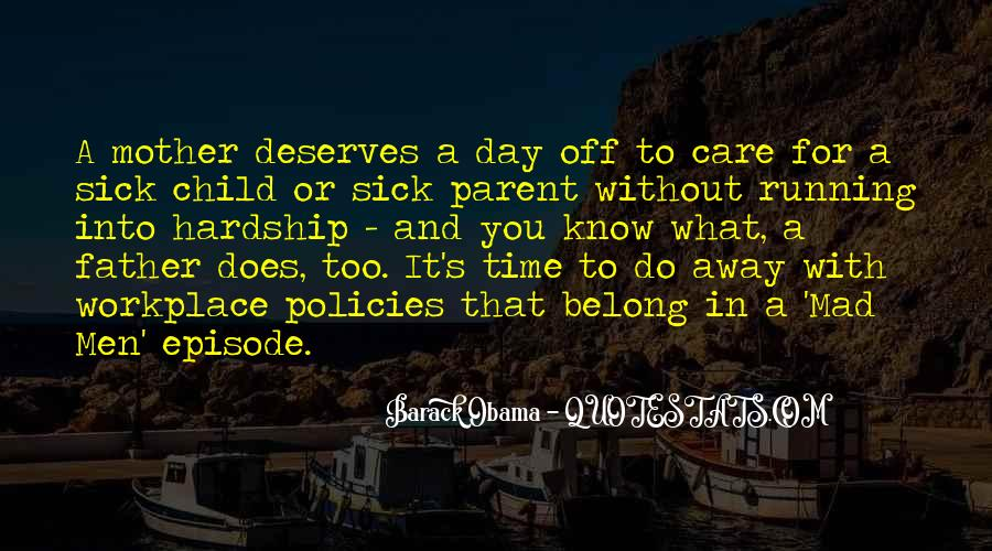 Quotes About Mother And Child #30043