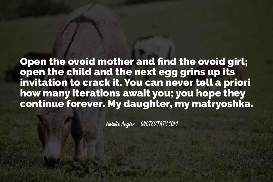 Quotes About Mother And Child #348380