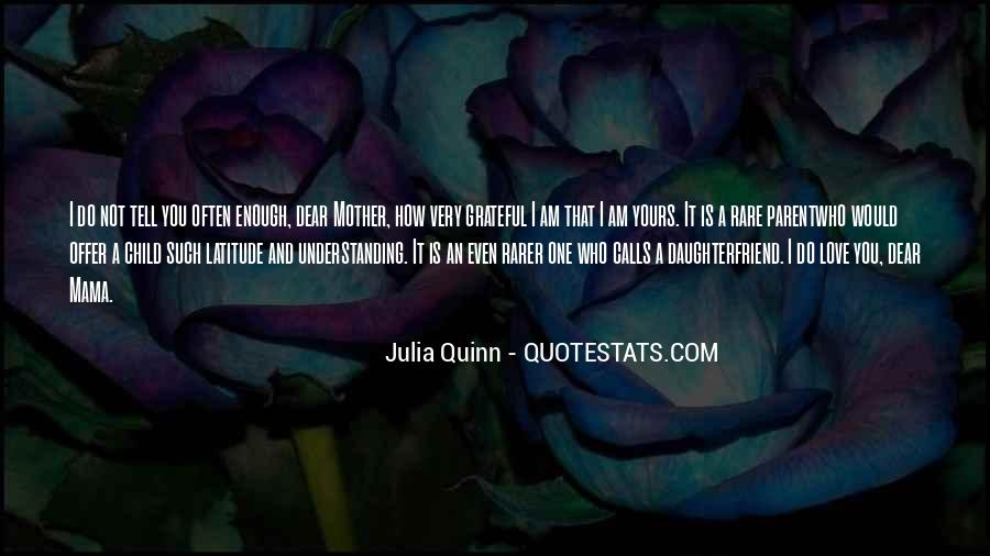 Quotes About Mother And Child #41974