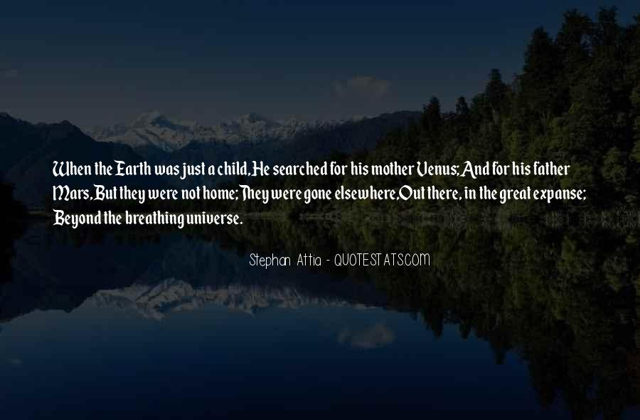 Quotes About Mother And Child #52746