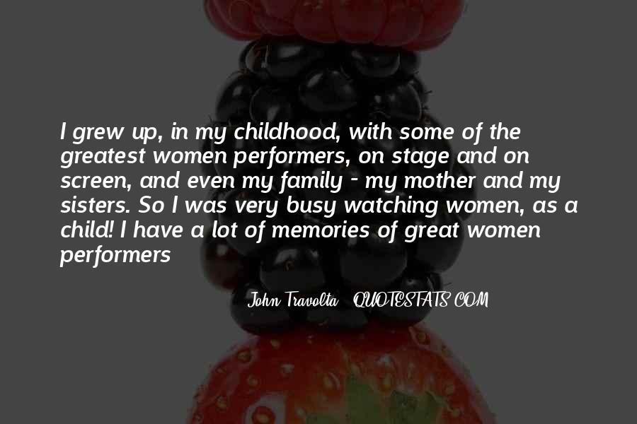 Quotes About Mother And Child #61982
