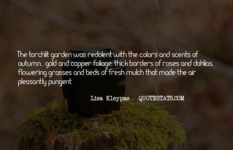 Quotes About Colors Of Fall #1144217