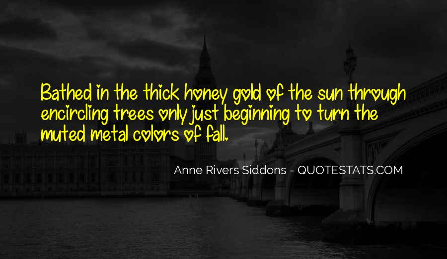 Quotes About Colors Of Fall #1590218
