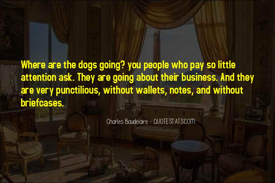 Quotes About Briefcases #1467422