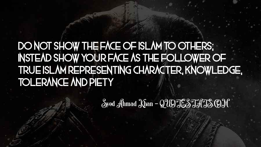 Quotes About Character And Knowledge #1000612