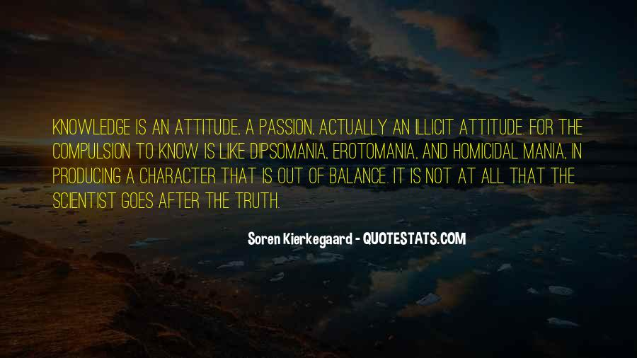 Quotes About Character And Knowledge #185955