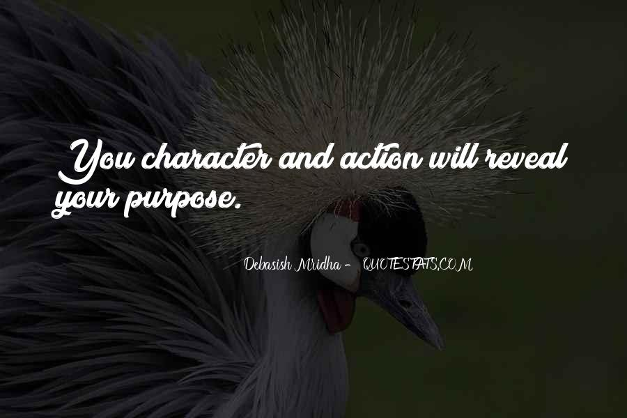 Quotes About Character And Knowledge #428938