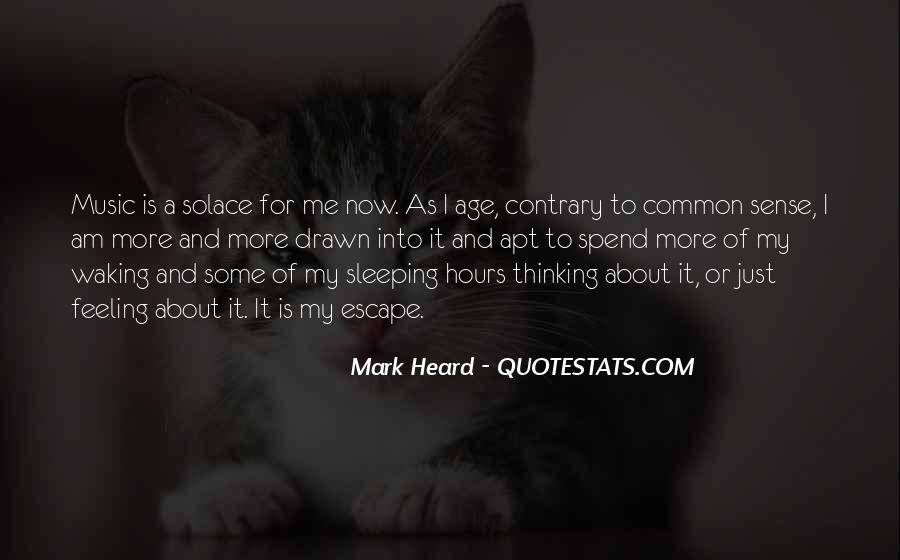 Quotes About Can't Sleep Thinking About You #483014