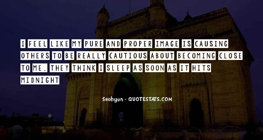 Quotes About Can't Sleep Thinking About You #908894