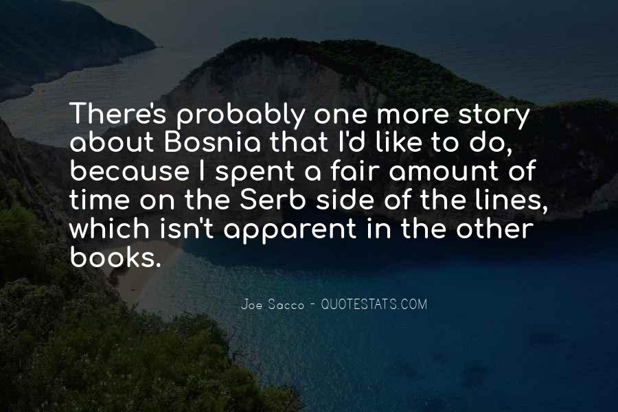 Quotes About Other Side Of The Story #1055761