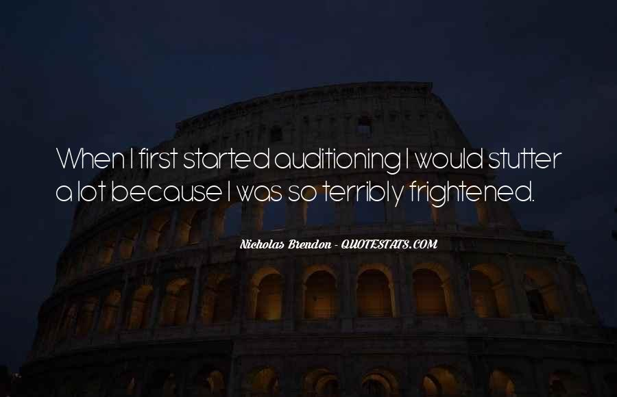 Quotes About Having A Stutter #134888