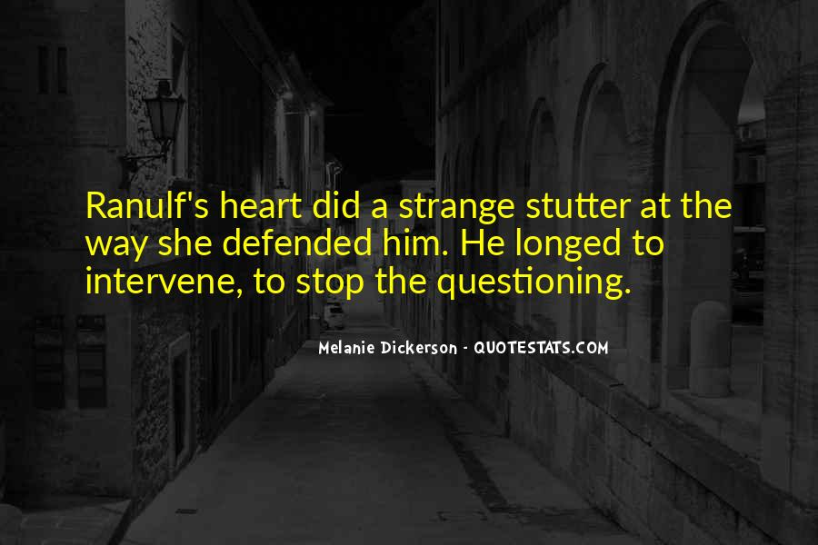 Quotes About Having A Stutter #18505