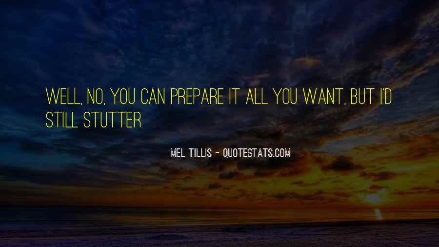 Quotes About Having A Stutter #459029