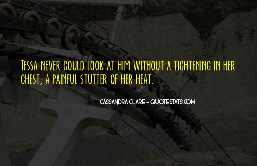 Quotes About Having A Stutter #636741