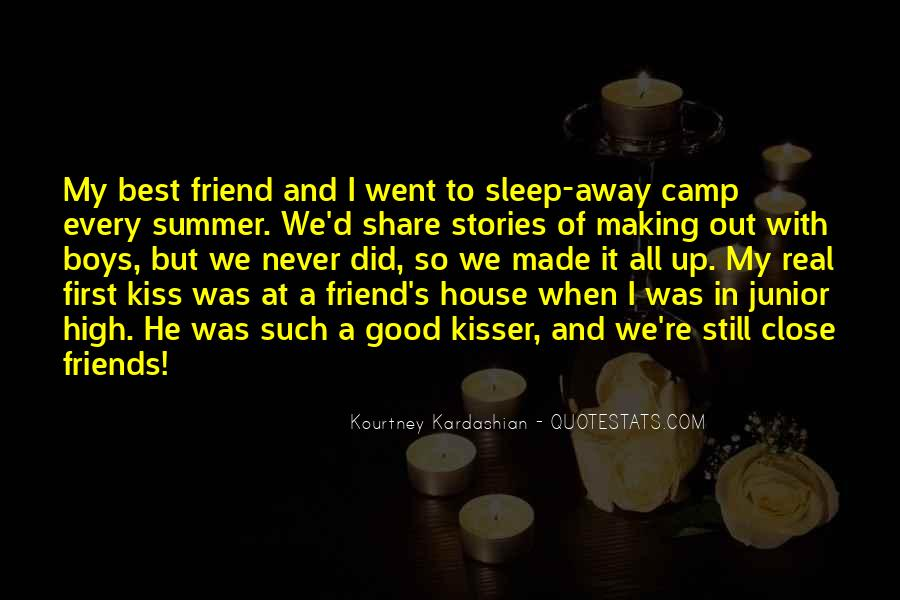 Quotes About Real Good Friends #1262852