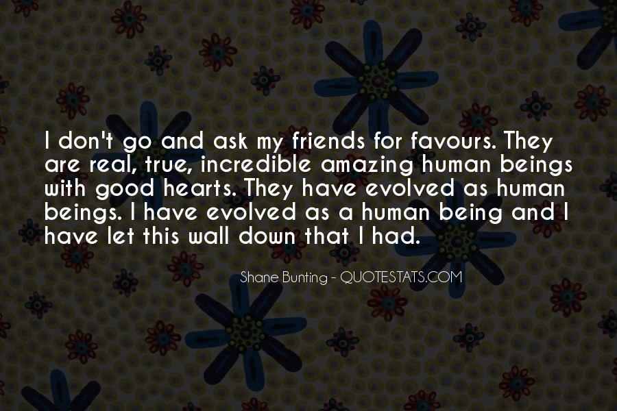 Quotes About Real Good Friends #78143