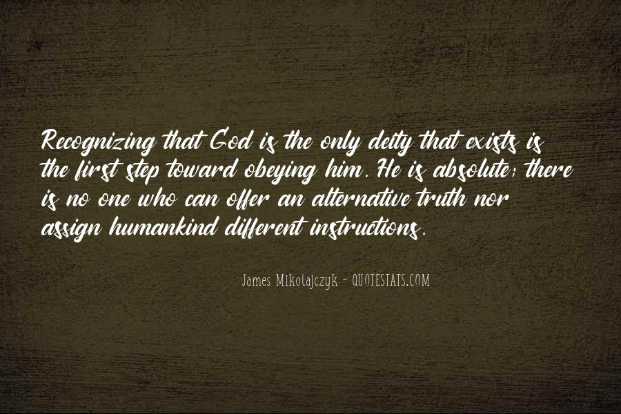 Quotes About Monotheism #1135757