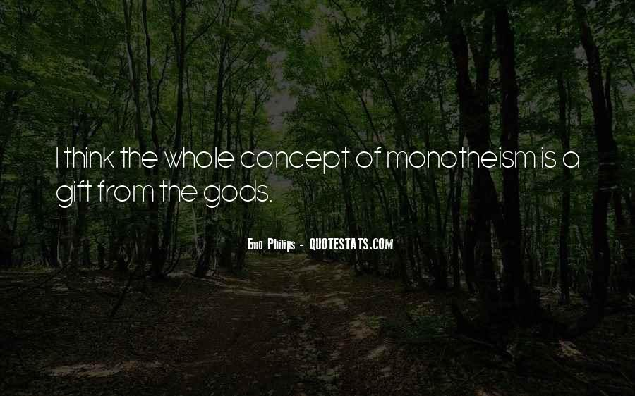 Quotes About Monotheism #11653