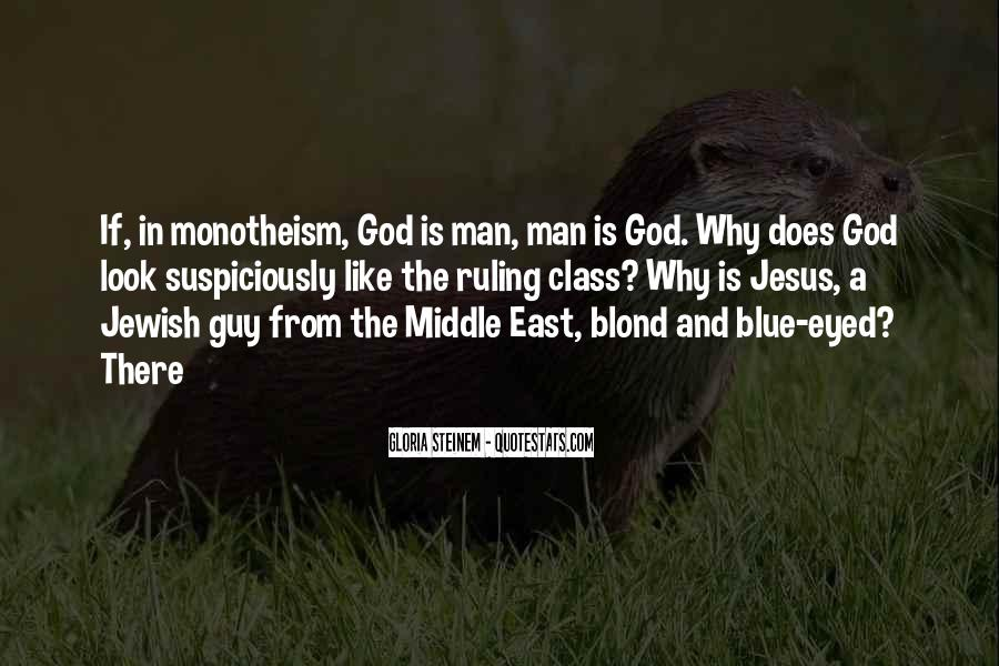 Quotes About Monotheism #1470555