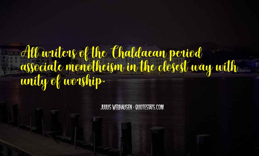 Quotes About Monotheism #1761486
